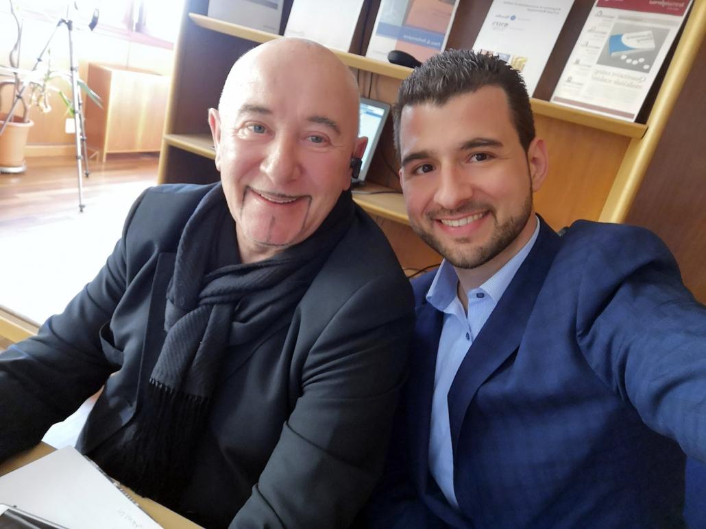 Davide Di Berto e Stefano Da Rin