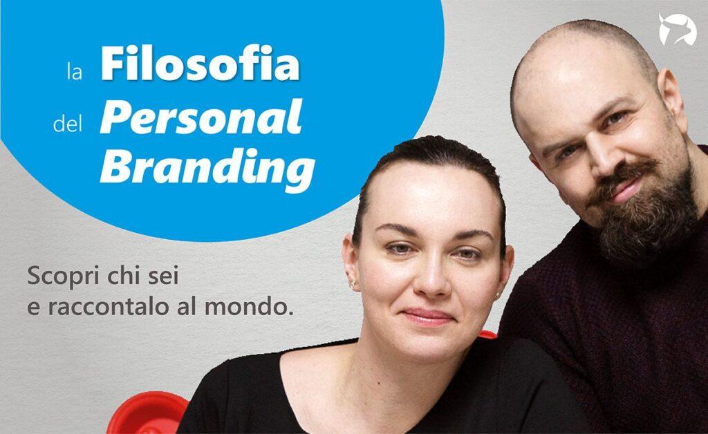 La Filosofia del Personal Branding di Maura Gancitano e Andrea Colamedici