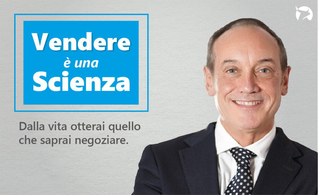 Vendere è una Scienza di Emanuele Maria Sacchi - Corso per Liberi Professionisti, Venditori e Reti Vendita