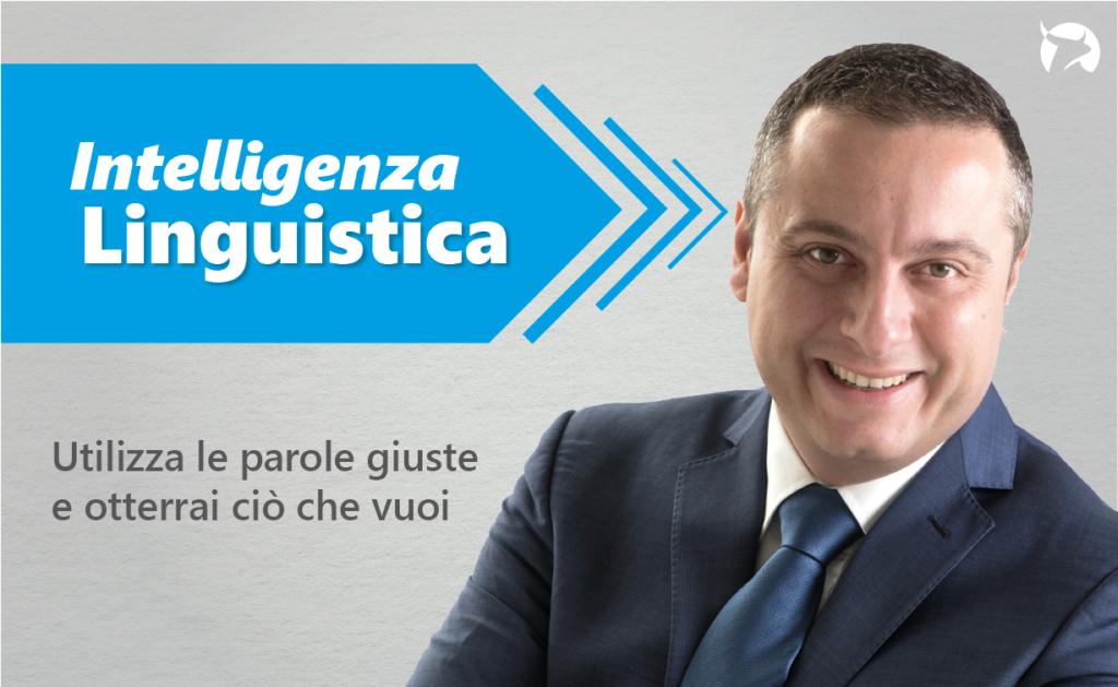 Intelligenza Linguistica di Luca Talamonti - Corso per Liberi professionisti, consulenti, reti vendita